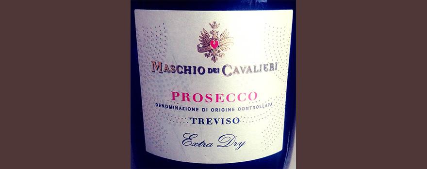 Отзыв об игристом вине Maschio dei Cavalieri Prosecco Extra Dry