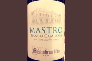 Отзыв о вине Mastroberardino Mastro Bianco Campina 2016
