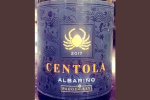 Отзыв о вине Pagos del Rey Centola Albarino 2017