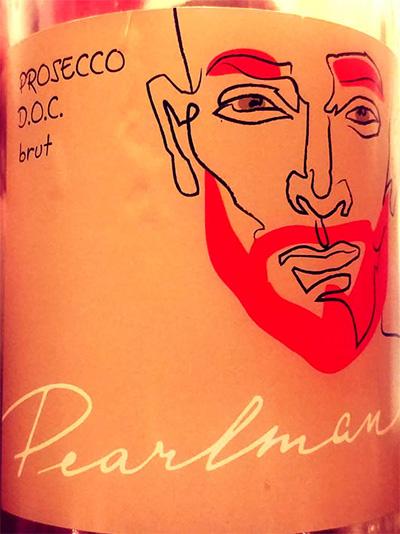 Отзыв об игристое вине Pearlman Prosecco brut