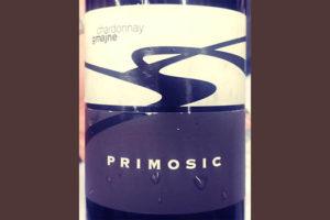 Отзыв о вине Primosic Chardonnay Gmajne 2015