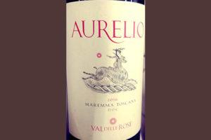 Отзыв о вине Tenuta delle Famiglia Cecchi Aurelio Maremma Toscana 2016