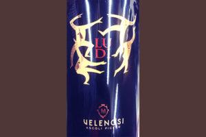 Отзыв о вине Velenosi Ascoli LUDI rosso 2015