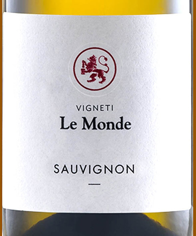 Отзыв о вине Vigneti Le Monde Sauvignon 2017