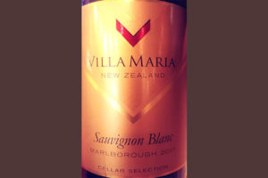 Отзыв о вине Villa Maria Sauvignon Blanc Cellar Celection 2017