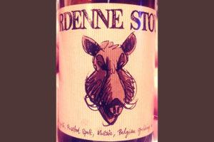 Отзыв о пиве Ardenne Stout