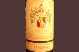 Отзыв о вине Compania Vinicola del Norte De Espania Seleccion de Fincas Garnacha Rioja 2016
