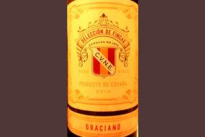 Отзыв о вине Compania Vinicola del Norte De Espania Seleccion de Fincas Graciano Rioja 2016