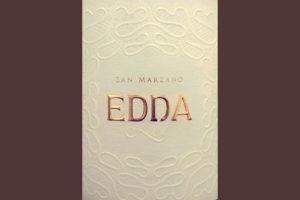 Отзыв о вине Feudi di San Marzano EDDA Lei Salento 2016
