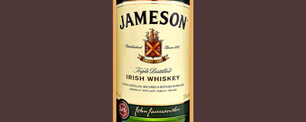 Отзыв о виски Jameson Irish Whiskey Triple Distilled 1 liter