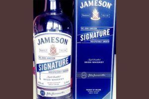 Отзыв о виски Jameson Signature Indisputably Smooth Irish Whiskey 1 liter