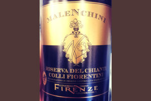 Отзыв о вине Malenchini Chianti Colli Fiorentini 2016