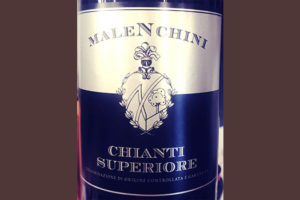 Отзыв о вине Malenchini Chianti Superiore 2016