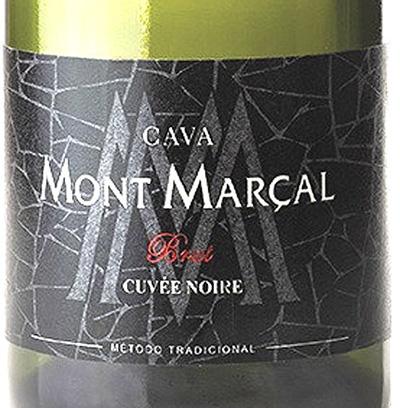 Отзыв об игристое вине Mont Marcal cuvee noir Cava