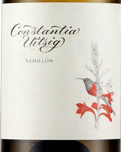 Отзыв о вине Robertson &Sinclair Constantia Uitsig Semillon 2015