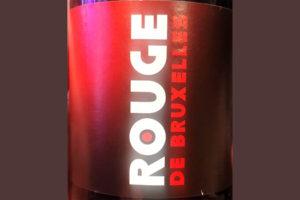 Отзыв о пиве Rouge de Bruxelles