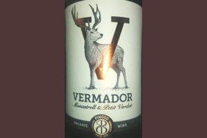 Отзыв о вине Vermador Monastrell & Petit Verdot organic 2016