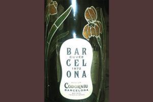 Отзыв об игристом вине Codorniu Barcelona Cuvee Rosado brut Cava