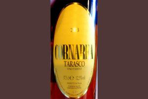 Отзыв о вине Cornarea Tarasco vino passito 2013