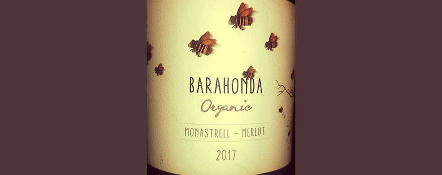 Отзыв о вине Barahonda Monastrell Merlot Organic red wine 2017