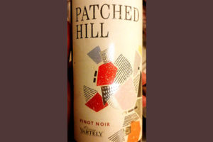 Отзыв о вине Chateau Vartely Patched Hill Pinot Noir 2017