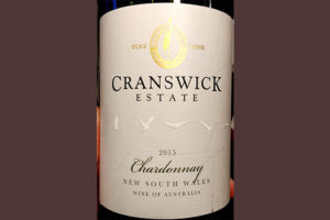 Отзыв о вине Cranswick Estate Chardonnay 2015