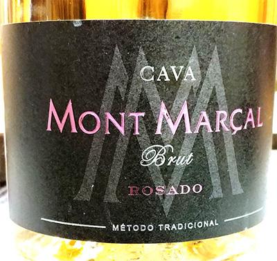 Отзыв об игристом вине Mont Marcal Brut rosado Cava