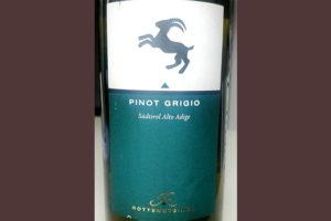 Отзыв о вине Rottensteiner Pinot Grigio 2016