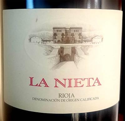 Отзыв о вине Vinedos de Paganos La Nieta tinto 2008