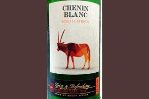 Отзыв о вине Cimarosa Crisp & Refreshing Chenin Blanc 2018