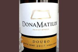 Отзыв о вине Done Matilde Douro white 2017