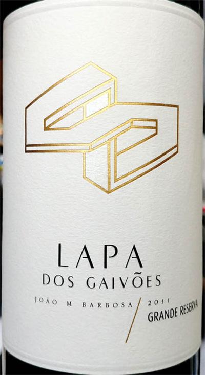 Отзыв о вине Lapa dos Gaivoes Grande Reserva vinho tinto single vineyard 2011