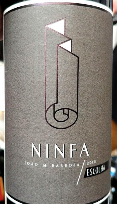 Отзыв о вине Ninfa vinho tinto single vineyard 2015