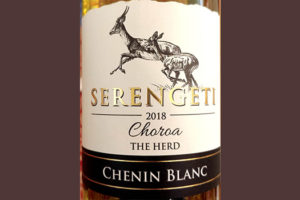 Отзыв о вине Serengeti Choroa The Herd Chenin Blanc 2018