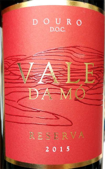 Отзыв о вине Vale da Mo Reserva Douro DOC vinho tinto 2015