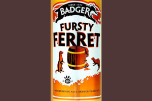 Отзыв о пиве Badger Fursty Ferret
