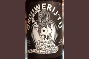 Отзыв о пиве Brouwerij't IJ IPA