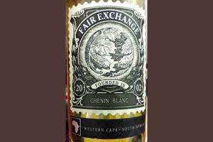 Отзыв о вине Fair Exchange Chenin Blanc 2017