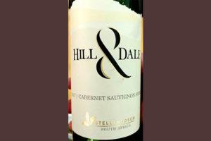 Отзыв о вине Hill & Dale Cabernet Sauvignon Shiraz 2017