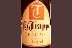 Отзыв о пиве La Trappe Trappist Tripel