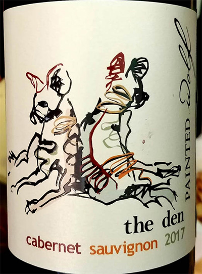 Отзыв о вине Painted Wolf The Den Cabernet Sauvignon 2017