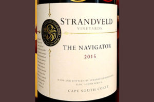 Отзыв о вине Strandveld Vineyards The Navigaror 2015