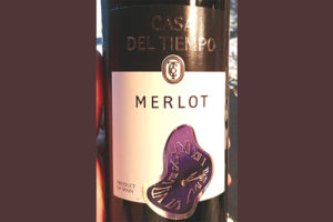Отзыв о вине Casa del Tiempo Merlot 2017
