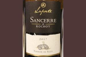 Отзыв о вине Laporte Sancerre Le Rochoy Terroir de Silex 2017