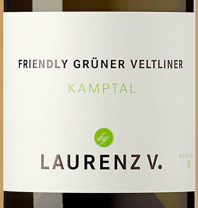 Отзыв о вине Lorenz V Friendly Gruner Veltliner Kamptal 2016