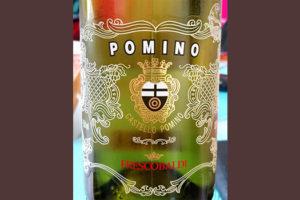 Отзыв о вине Marchesi de Frescobaldi Pomino bianco Chardonnay 2016
