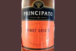 Отзыв о вине Principato Pinot Grigio rosato 2017