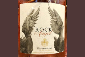 Отзыв о вине Sacha Lichine Rock Angel Cotes de Provence rose 2018