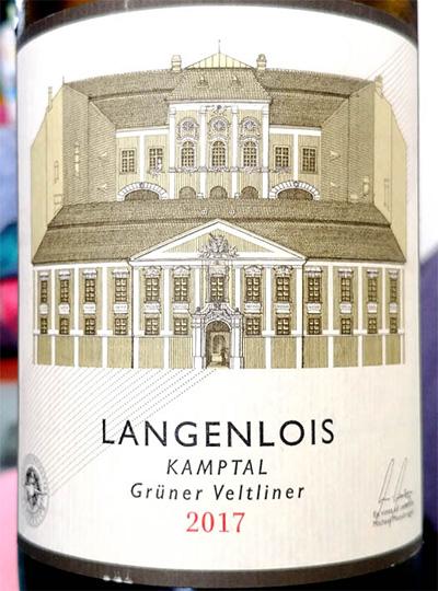 Отзыв о вине Schloss Gobelsburg Langenlois gruner veltliner 2017
