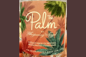 Отзыв о вине The Palm by Whispering Angel Vin de Provence rose 2018